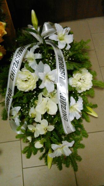 ceremonia pogrzebu Jednorożec
