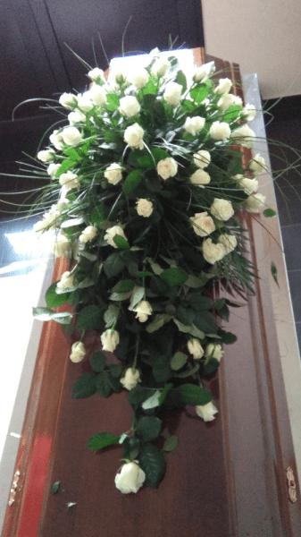 pogrzeb Jednorożec