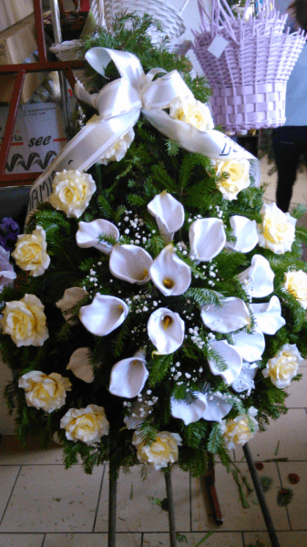 usługi pogrzebowe Jednorożec