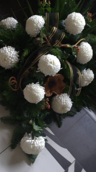 wieńce pogrzebowe Jednorożec